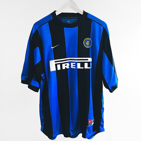 Nike - 1999/00 Inter Home Jersey