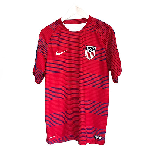 Nike - US Soccer Warm Up Jersey