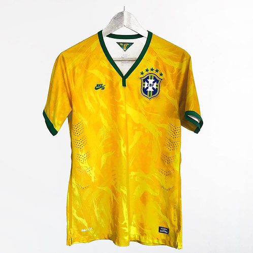 Nike SB 2014 Brasil Jersey
