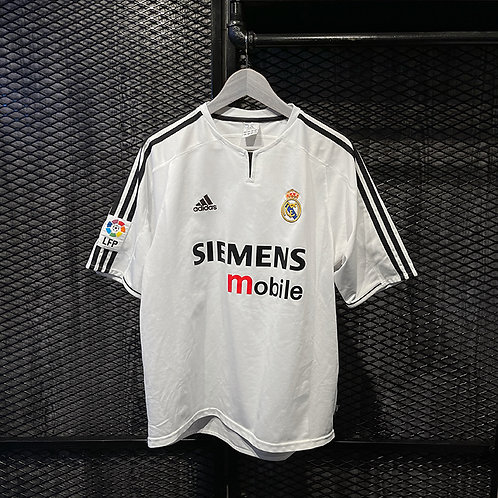 Adidas - 2003/04 Real Madrid Home Jersey (L)