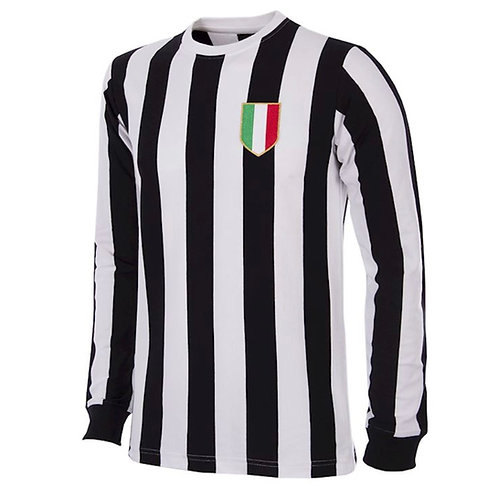 COPA - Juventus FC 1951 - 52 Retro Football Shirt
