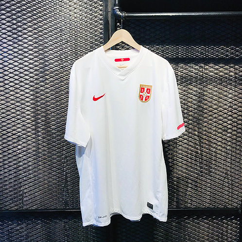 Nike - 2010/12 Serbia Away Jersey (XL)