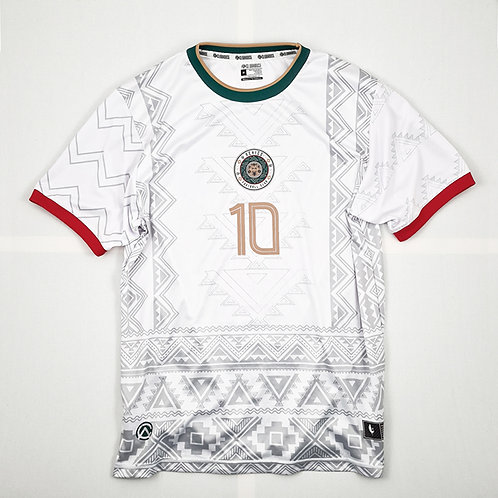 Clubhouse Athletic - Mexico FC Jersey (White)