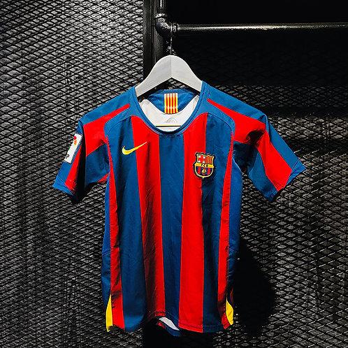 Nike - 2006/07 Barcelona Home Jersey