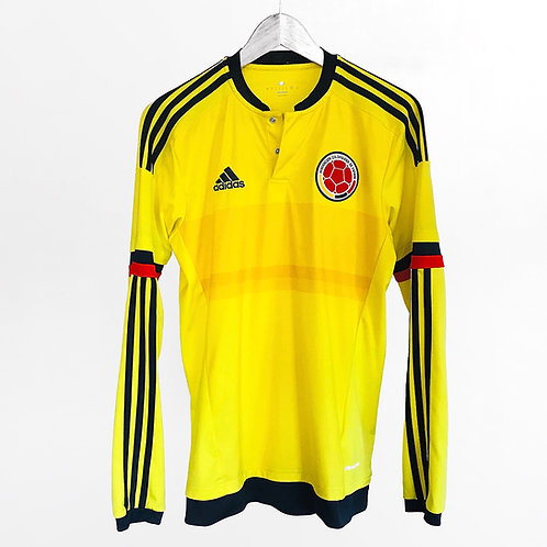 Adidas - 2015Colombia Home Jersey
