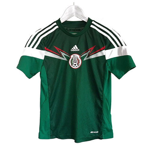 Adidas - 2014/15 Mexico Home Jersey