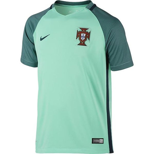 Nike - 2016/17 Portugal Away Jersey