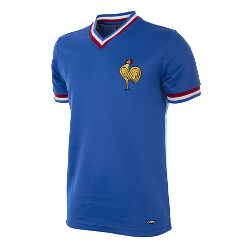 COPA - France 1971 Retro Football Shirt