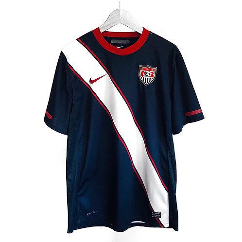 Nike - 2010/11US Away Jersey (L)