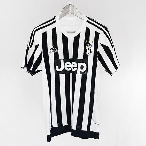 Adidas - 2015/16 Juventus Home Jersey