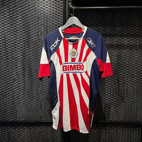 Reebok - 2008/09 Chivas Home Jersey