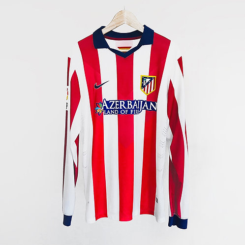 Nike - 2014/15 Atletico Madrid Torres Authentic Home Jersey