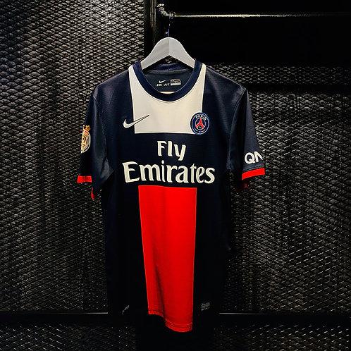 Nike - 2013/14 PSG Lavezzi Home Jersey