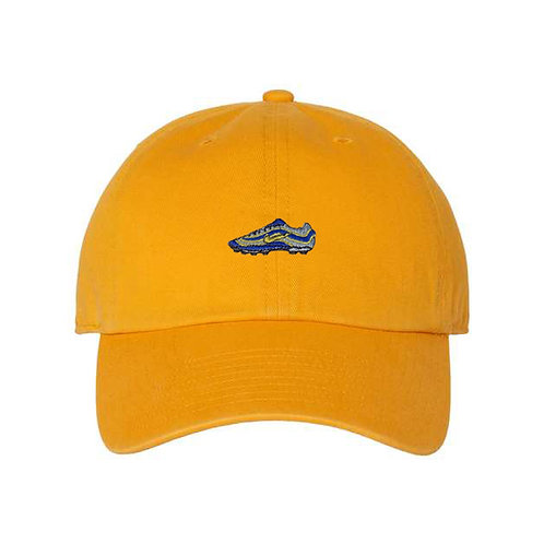 Dirty Pitch FC - R9 Yellow Dad Hat
