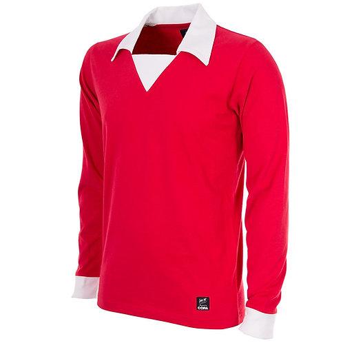 COPA - George Best Man. Utd. 1970´s Retro Football Shirt