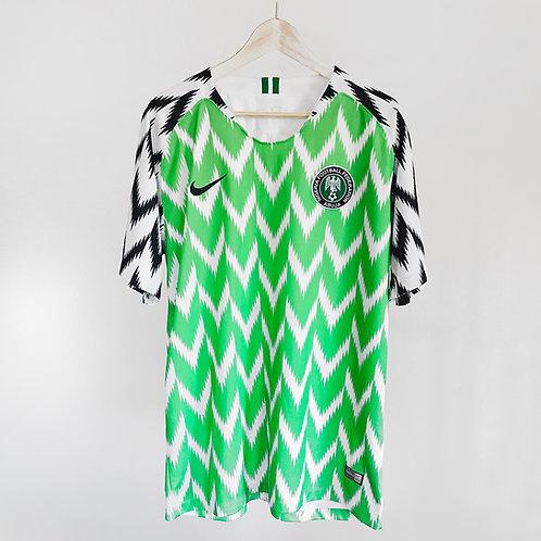 Nike - 2018/19 Nigeria Home Jersey