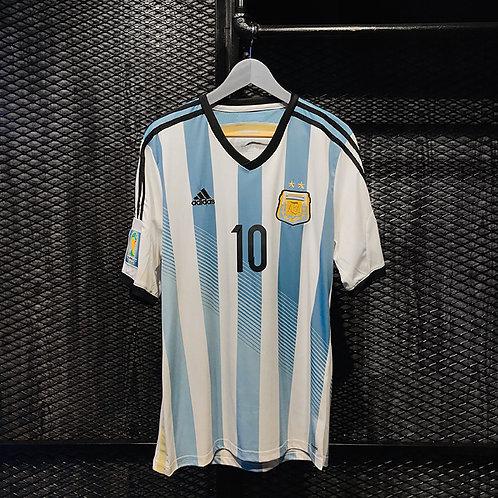 Adidas - 2014 Argentina Home Messi
