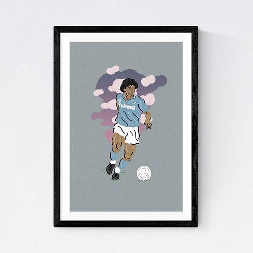 Maradona - Arley Byrne