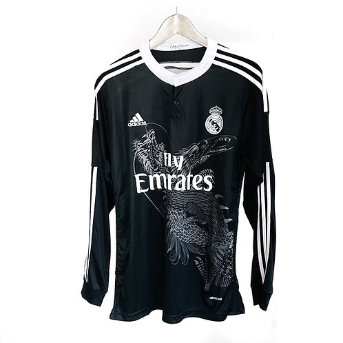 Adidas - 2014/15 Real Madrid Third Jersey