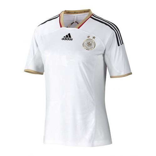 Adidas -  2011/12 Women's Germany Home Jersey