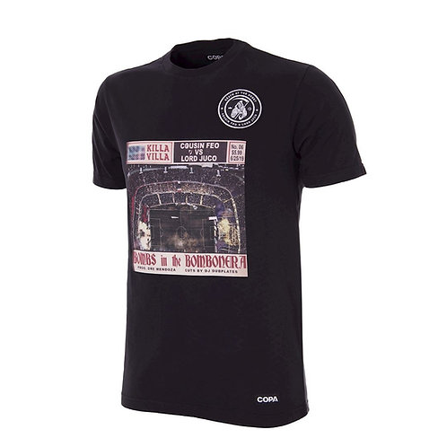 COPA -Death at the Derby - Bombs in the Bombonera T-Shirt