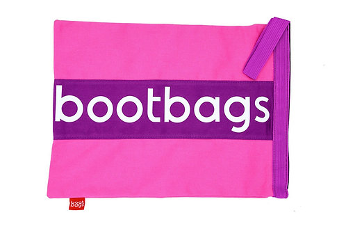 Bootbags Originals - Pink and Purple
