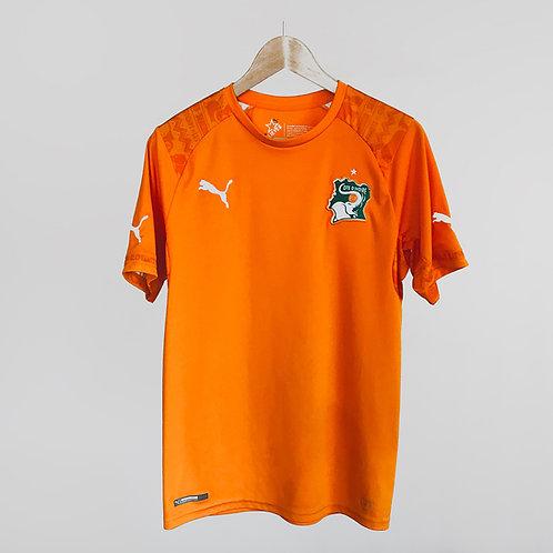 Puma - 2014/15 Ivory Coast Home Jersey