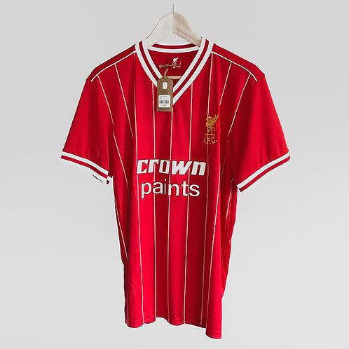 Liverpool FC - 1982 Home Retro Replica