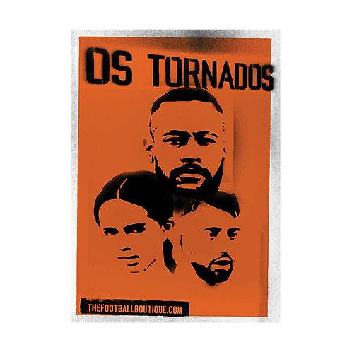 TFB - Os Tornados Sticker