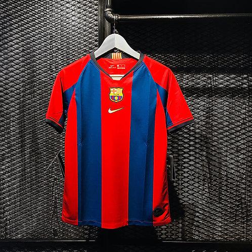 Nike - 1998/99 Barcelona Home Jersey Remake