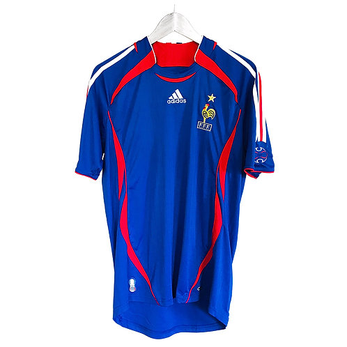 Adidas - 2006/07France Home Jersey