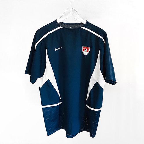 Nike - 2002/04 US Away Jersey (M)