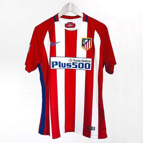 Nike - 2016/17 Atletico Madrid Griezmann Home Jersey