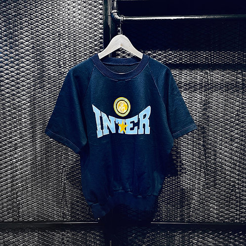 Inter Milan Short Sleeve Sweater
