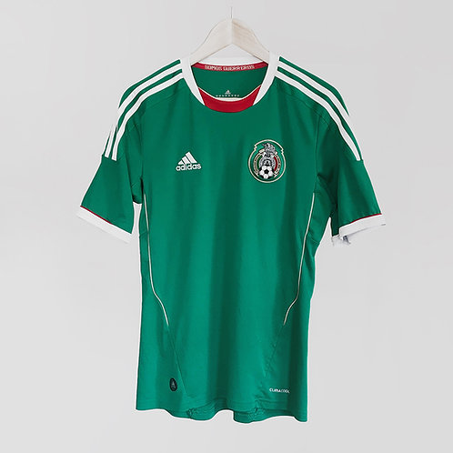 Adidas - 2011/12 Mexico Home Jersey