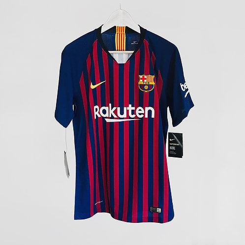 Nike - 2018/19 Barcelona Home Jersey
