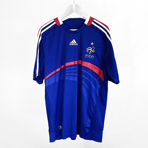 Adidas - 2008 France Home Jersey
