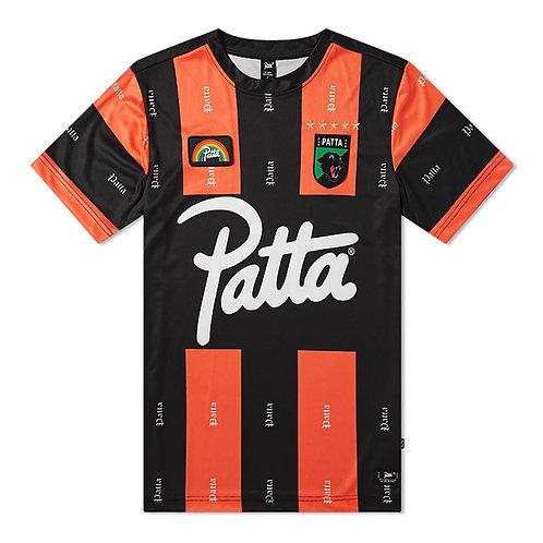 Patta - Orange and Black Jersey