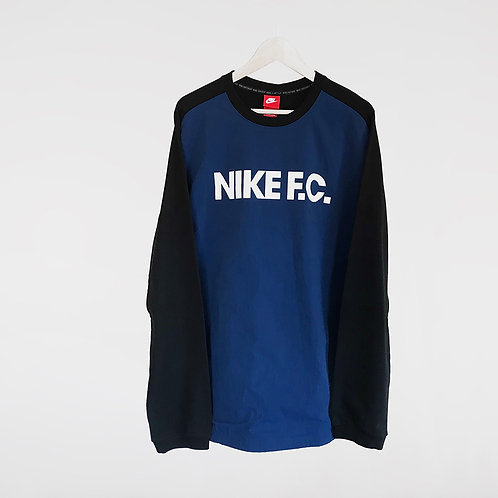 Nike F.C. - Sweatshirt Blue/Black