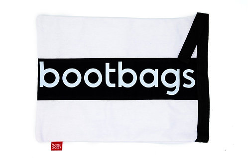Bootbags Originals - White and Black