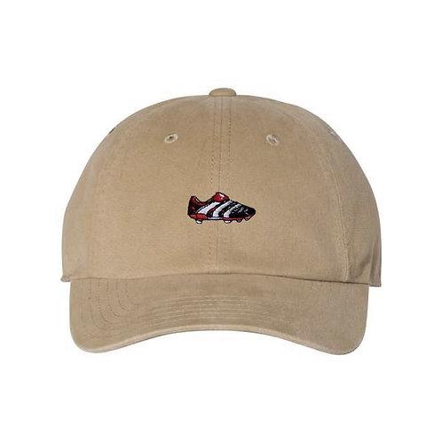 Dirty Pitch FC - Preds Khaki Dad Hat