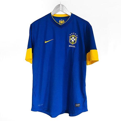 Nike - 2012/13Brazil AwayJersey