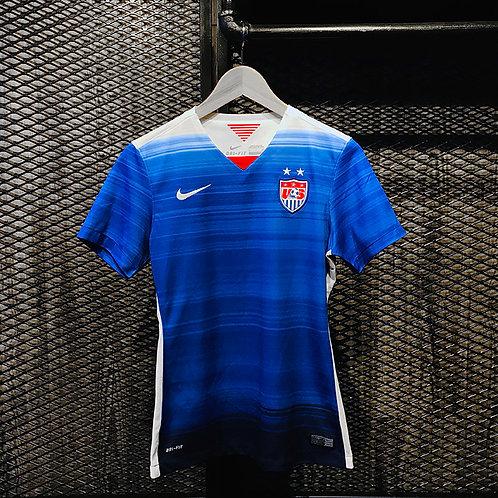 Nike - 2015 USWNT Away Jersey (WS)
