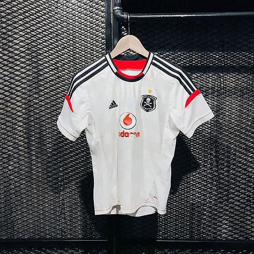 Adidas - 2012/13 Orlando Pirates Home Jersey (YM)