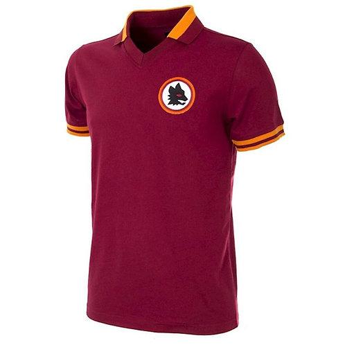 COPA - AS Roma 1978 - 79 Retro Football Shirt