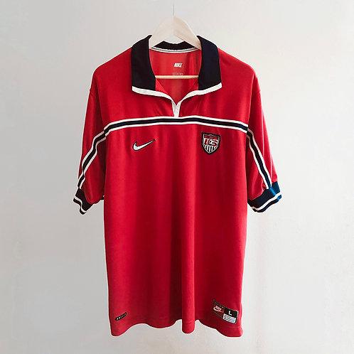 Nike - 1998/99 US Away Jersey