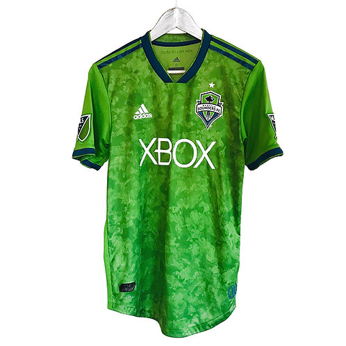 Adidas - 2018/19 Seattle Sounders Home Jersey