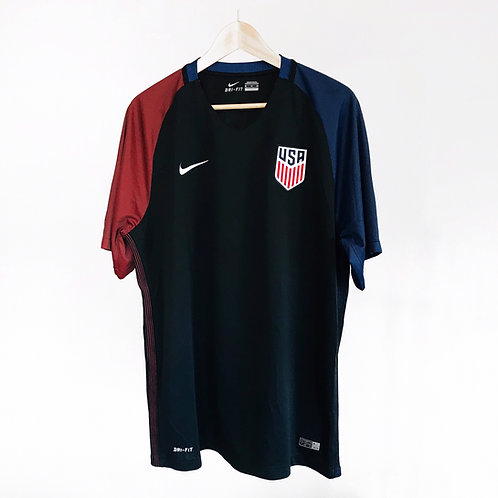 Nike - 2015/16 US Away Jersey (YM)(L)