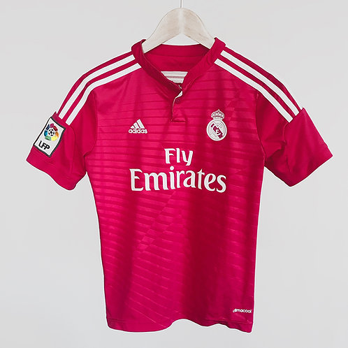 Adidas - 2014/15 Real Madrid Away Jersey