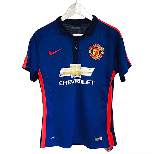 Nike - 2014/15  Manchester United Rooney 3rd Jersey
